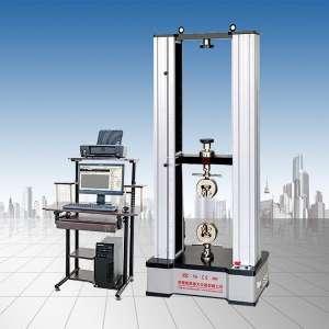 微机控制金属材料拉力试验机