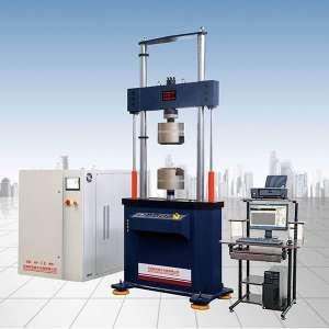 PWS-100-100KN电液伺服动静万能试验机