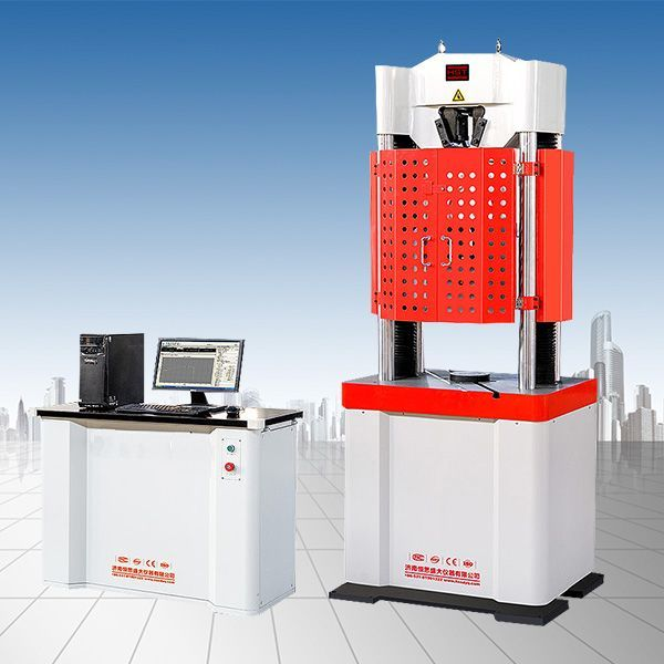 WE-600B-1000B液晶显示万能试验机