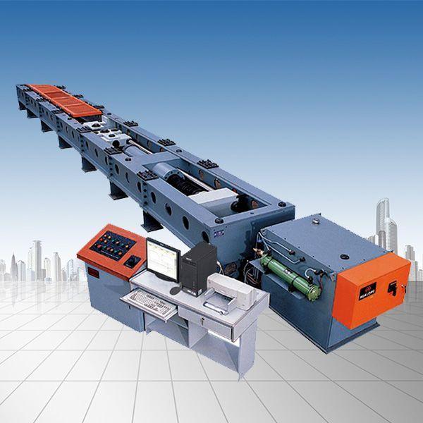 电线电缆卧式拉伸强度试验机