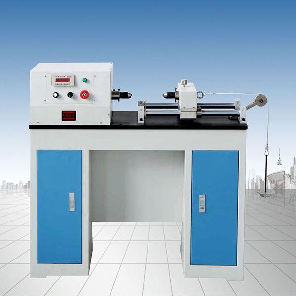 铜镁合金接触线线材扭转试验机
