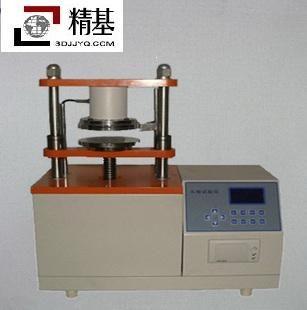 电子压缩强度试验机